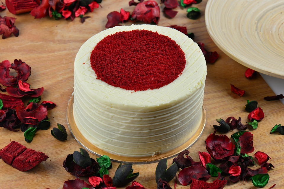 Prime Try Our Rose Red Velvet Cake The King Of Cakes Cake In Indore Personalised Birthday Cards Xaembasilily Jamesorg